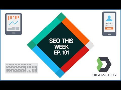 SEO This Week Episode 101 – TD*IDF, CDN's and On Page