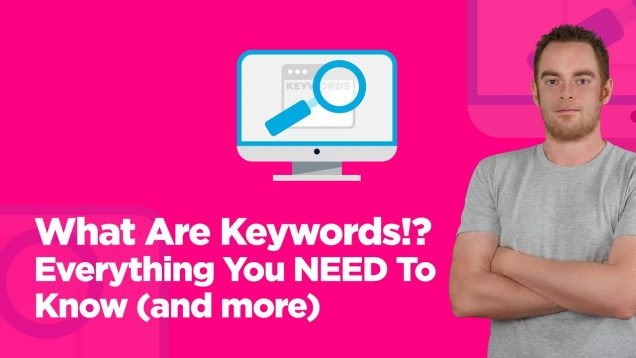 What Are Keywords?  Everything You Need To Know (and more)