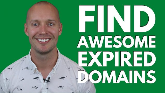 How to Find Awesome Expired Domains with Spamzilla