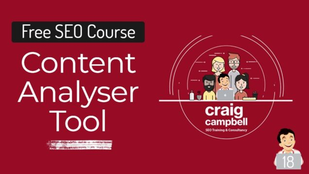 Content Analyser Tool from SEMRush, Content Analysis tool