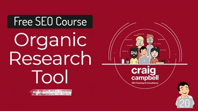 SEMRush Organic Research Tool, Check out the competitions organic traffic using SEM Rush