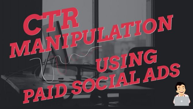 Using Paid Social Ads for CTR, Facebook & Quora Ads for Low cost CTR