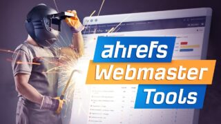 Ahrefs Webmaster Tools (AWT) – Our Free SEO Tool