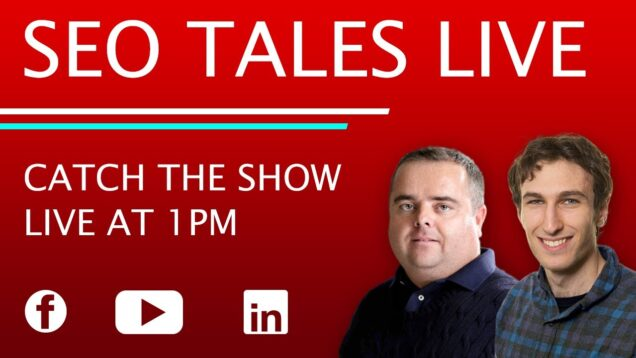 Maximising Engagement, SEO Tales Episode 25 with Itamar Blauer