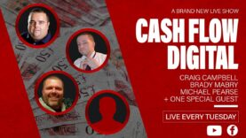 Scaling your business, Cashflow Digital & Lisa Parziale