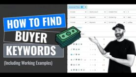 How to Find BUYER Intent Keywords (5 Advanced Tactics)