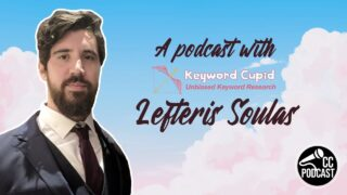 Keyword Cupid Review, Keyword Clustering, with Lefteris Soulas