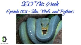 SEO This Week Episode 183 – Silos, Vitals, and Python's