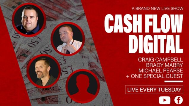Using Facebook Ads on Affiliate Marketing Projects, Cash Flow Digital.