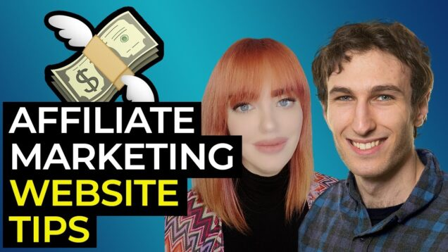 Affiliate Marketing Website Tips for Beginners (2021)
