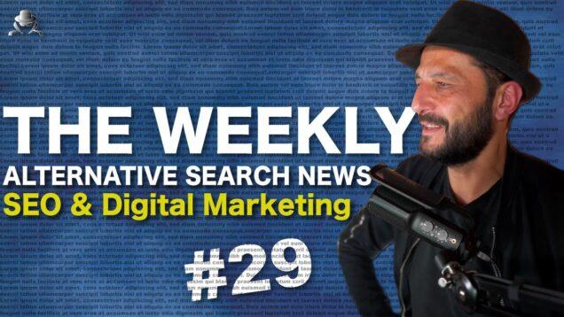 Blue Jedi, the $500 Millions Secret Deal between Facebook and Google. Plus More Alt. Search News