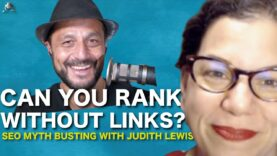 Can You RANK 1st on Google WITHOUT Links? Today Building BACKLINKS is Against GOOGLE Guidelines.