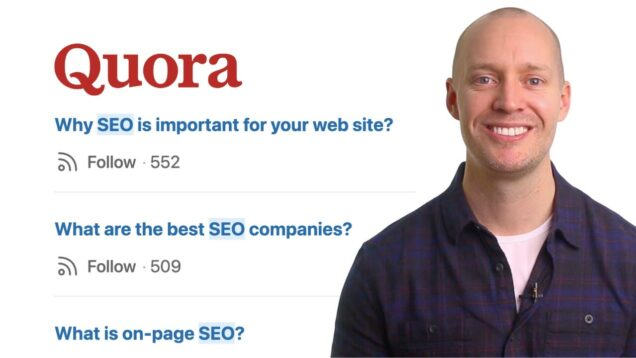Expert Answers 30 SEO Questions from Quora (in Less Than 30 Minutes)