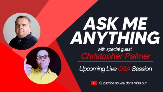 Live Q&A with Chris Palmer SEO, SEO Training