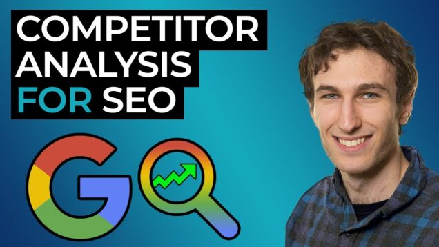 Quick & Easy SEO Competitor Analysis Trick (SEO in 2021)