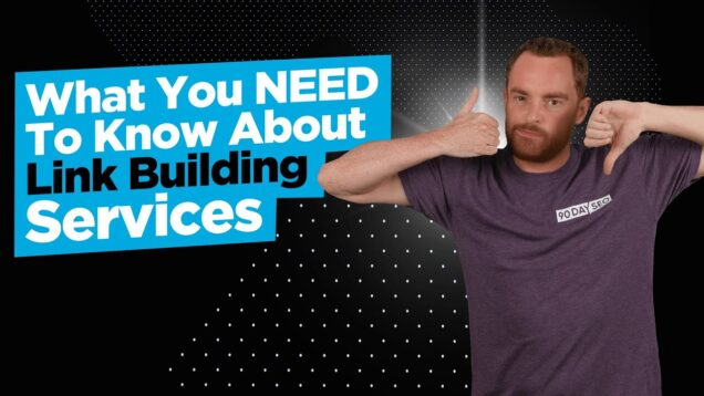 What You NEED To Know About Link Building Services