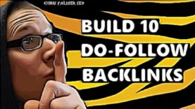 Build Backlinks: Do Follow Link Building 2021