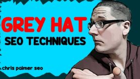 Grey Hat SEO Techniques For Backlink Indexing
