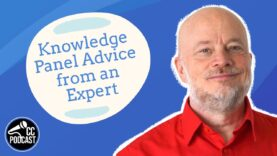 How to get the Knowledge Panel Advice from an Expert (Jason Barnard)