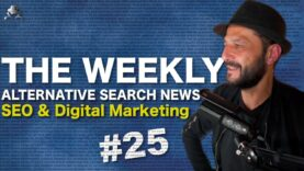 Is the Google Search Console lying to you? And More in this week's Alternative Search News