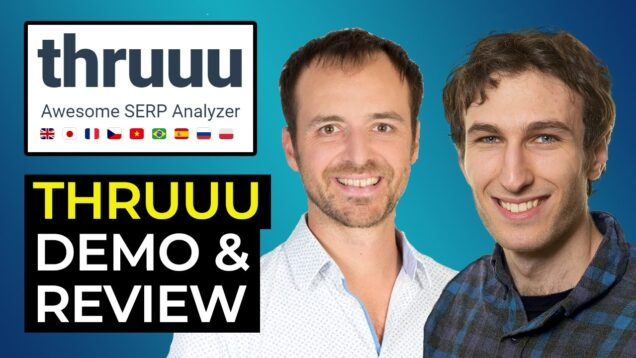 Is This the Best SERP Analysis Tool? (thruuu Demo & Review)