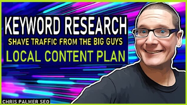 Keyword Research Tutorial  For Local SEO