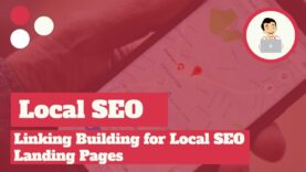 Link Building for Local SEO Landing Pages, Local SEO Link Building