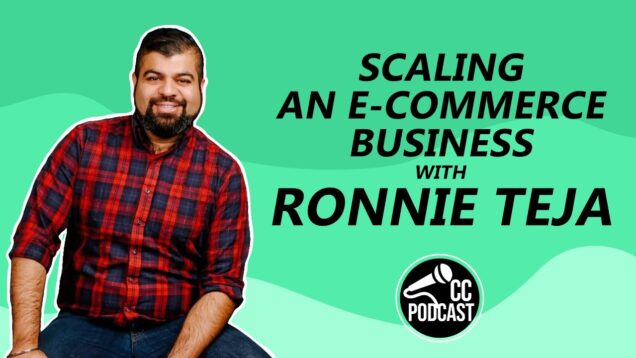 Scaling an E-commerce Business with Ronnie Teja