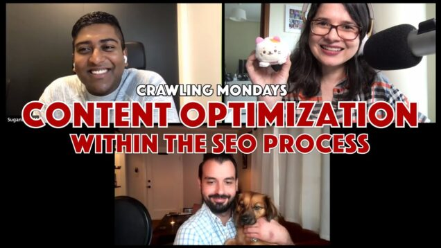 Strategical Content Optimization in an SEO Process