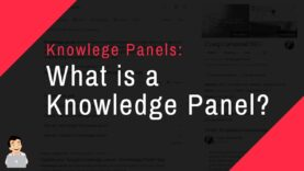 What is a Knowledge Panel?, Brand SERP, Building your Brand