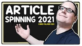 Article Spinning 🌀 How To Rewrite Articles 2021