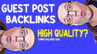 Guest Posting to Get High Quality Backlinks