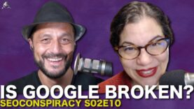 Is Google Really Broken? – S02E10 with Judith Lewis