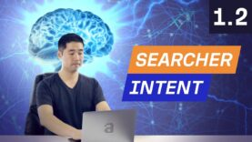 Keyword Research Pt 1: How to Analyze Searcher Intent – 1.2. SEO Course by Ahrefs