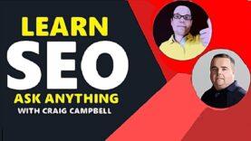 Learn SEO Search Engine Optimization – Free SEO Training 2021