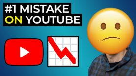 The #1 Mistake New YouTubers Make
