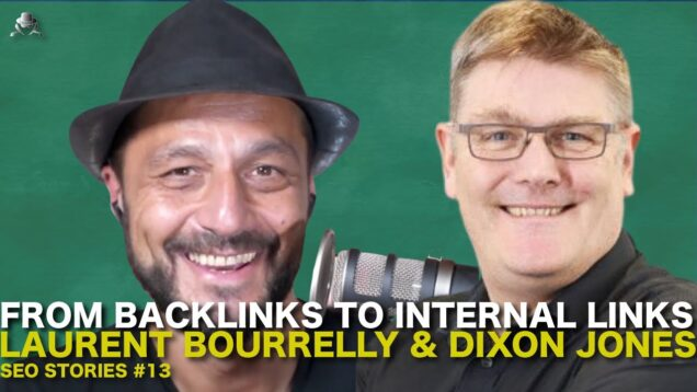 The Evolution of Search, from backlinks to internal links with Dixon Jones