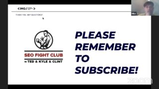 SEO Fight Club – Episode 105 – Cloaking