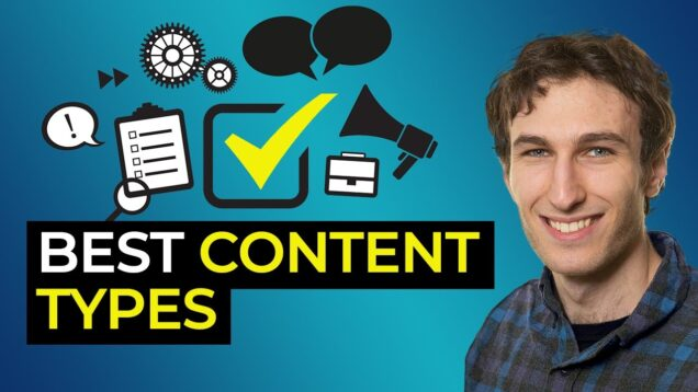 Best Content Types for Content Marketing Success