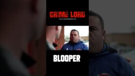 Funny Outtakes for Crimelord Series