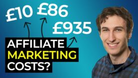 How Much Does It Cost to Start an Affiliate Marketing Website?