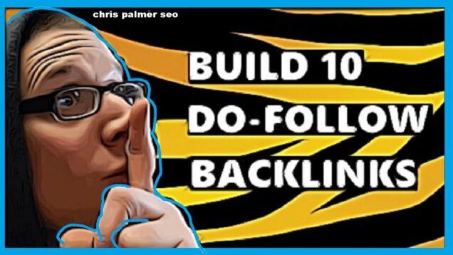 How to Get SEO Backlinks 2021