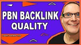 Private Blog Network Backlinks