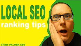 SEO Local 2021 Google Ranking Tips