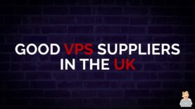 What Are Some Good VPS Suppliers [in the UK] #shorts