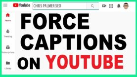 YouTube SEO Tips • How to Add Captions