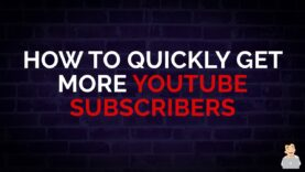 How to Quickly Get More YouTube Subscribers #shorts