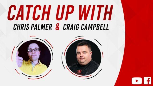 SEO Tips, Live Q&A with Chris Palmer & Craig Campbell