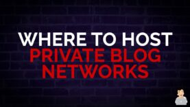 Where to Host Private Blog Networks [How to Host PBNs] #SEOshorts