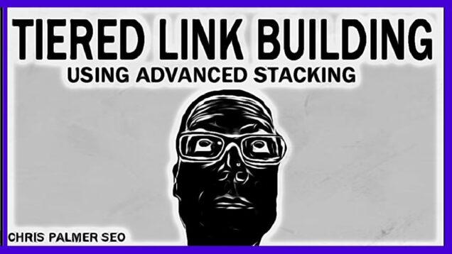 Advanced Tiered Link Building Backlinks